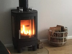 ACR stove installation in Church Langley Harlow