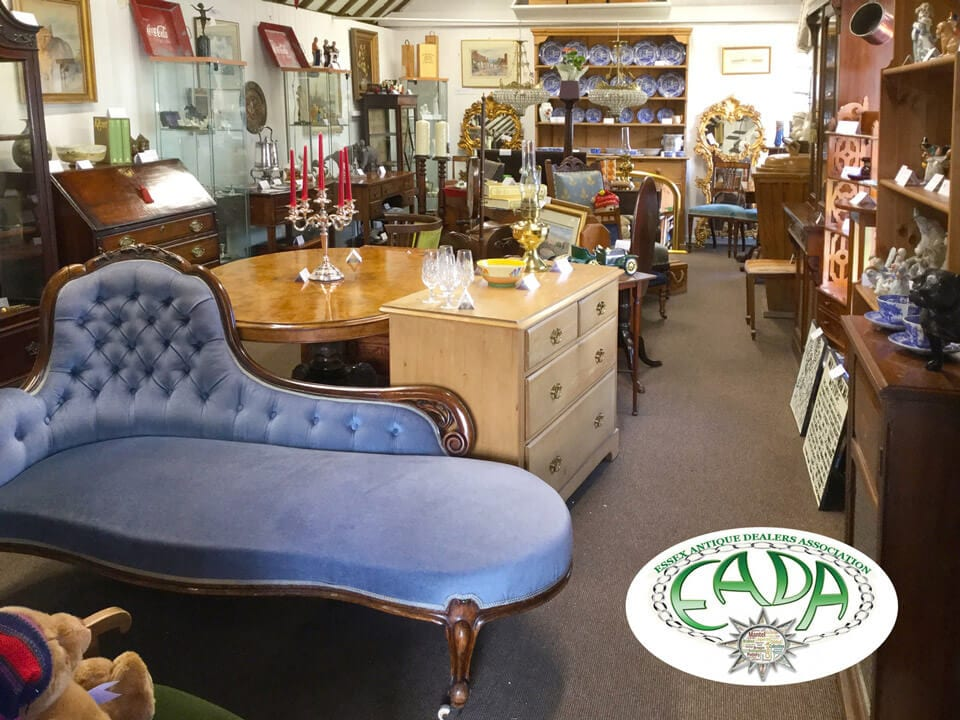 Tudor Rose Antiques at The Blake House Craft Centre