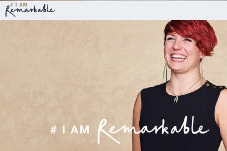 I am remarkable cover image