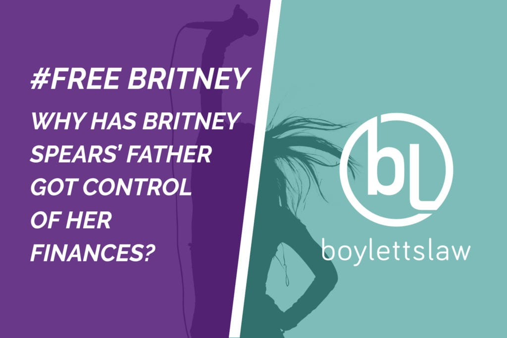 Silhouette of female singer image for Free Britney why has her father taken control of her finances blog