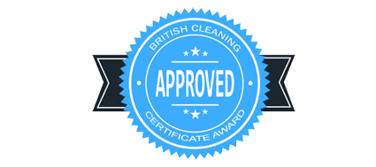 British Cleaning Approved Logo