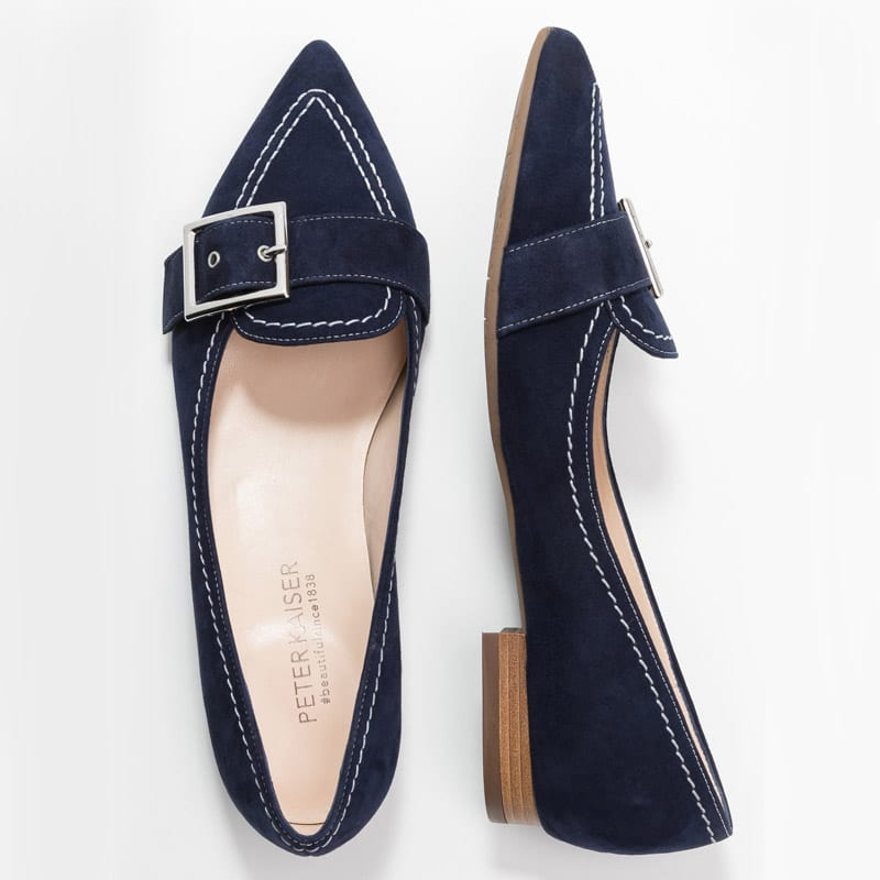 Peter Kaiser Navy Loafer