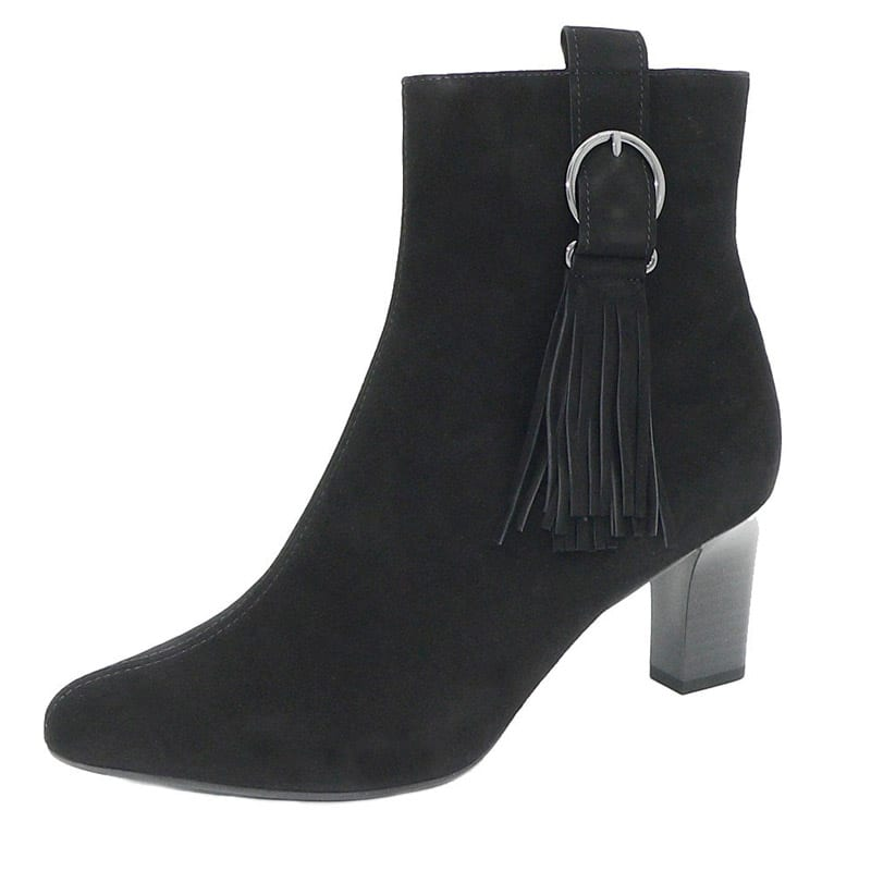 Peter Kaiser tassel ankle boot