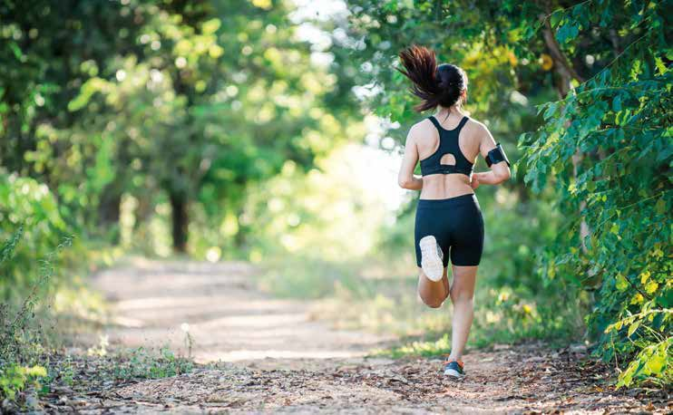 A Jog in the Park